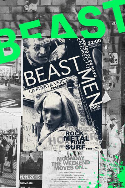 Beastmen in GreenDoor